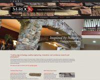 M-rock web