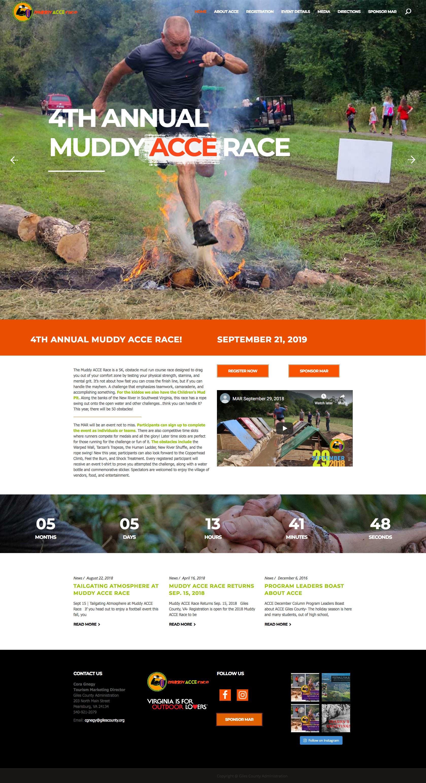 Redesigned site