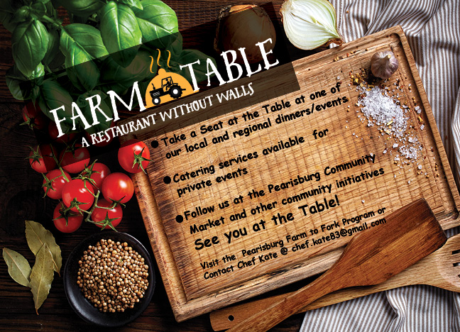 Farm table ad2