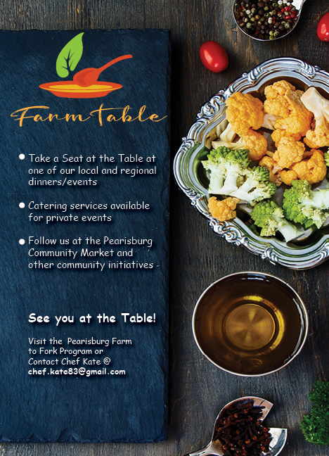 Farm table ad3