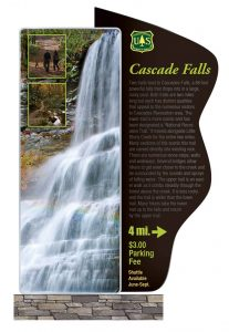 Cascade Sign