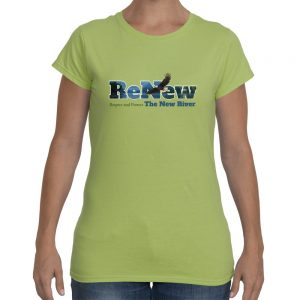 Ladies ReNew Kiwi Shirt