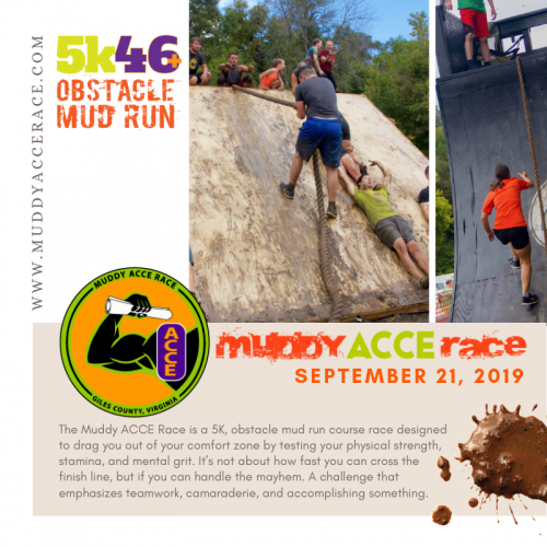 Muddy ACCE Race Social Graphics