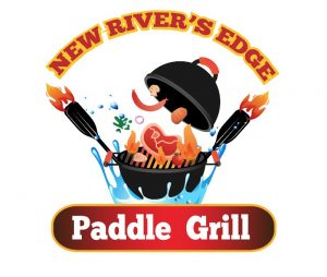 Paddle Grill Logo