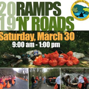 Ramps and Roads