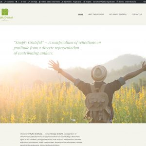 Wythe Gratitude Website